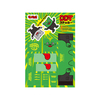 DDT Sticker -DJ Santa Monica(GREEN)-
