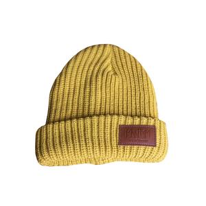 Knit Cap (Mustard)