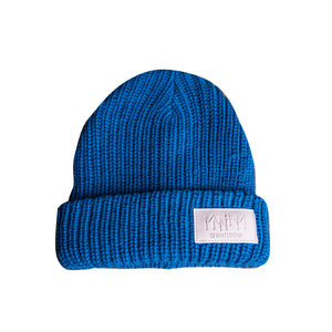 Knit Cap(Blue)