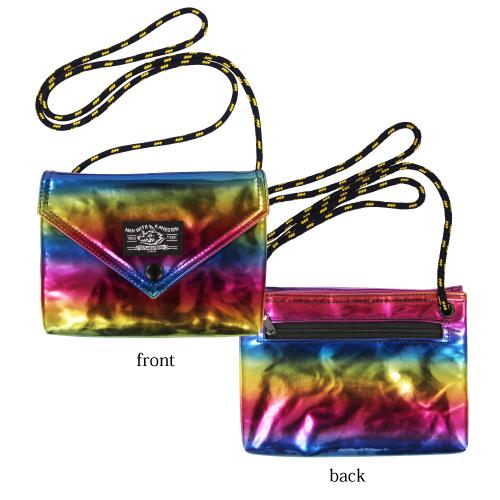 Galaxy Rainbow Pouch